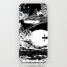 Humanity iPhone Case