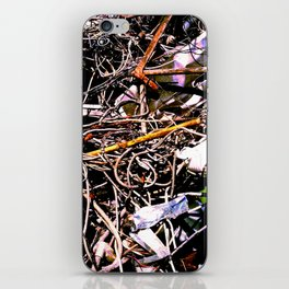 Salvagetion iPhone Skin