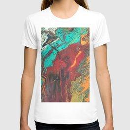 The Marble Phoenix T-shirt