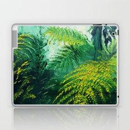 Rainforest Lights and Shadows Laptop & iPad Skin