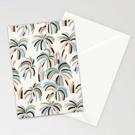 Rainbow Palm Stationery Cards