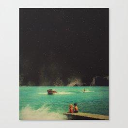 Thassos Canvas Print