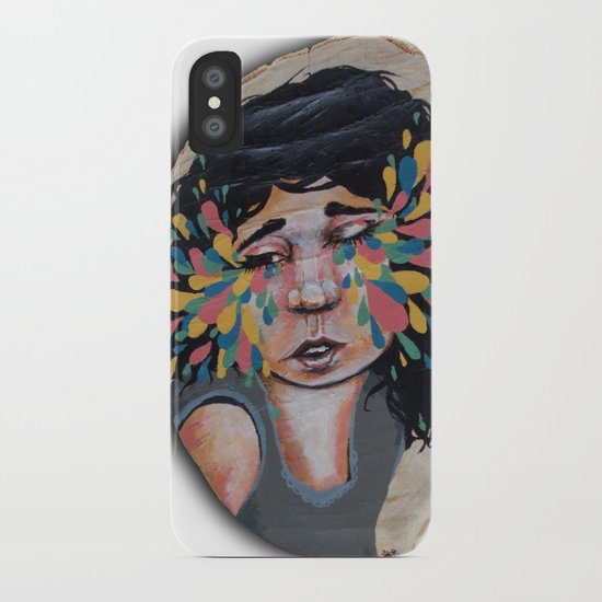 I See In Color iPhone Case