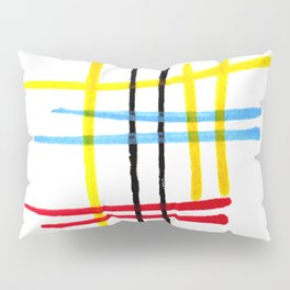 Memories of a kitchentable Pillow Sham