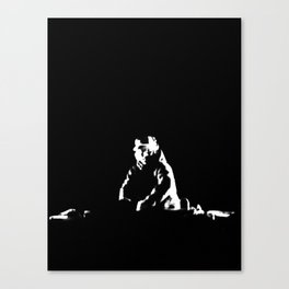 Alpine DJ Canvas Print