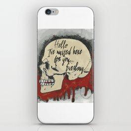 Everlong iPhone Skin