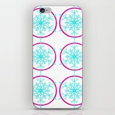 Dream-catching a Snowflake iPhone & iPod Skin
