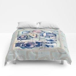 Old School Comforters
