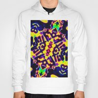 cracked Hoodies featuring cracked meiosis by stoneRage