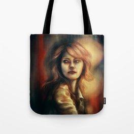Emma Stone Tote Bag