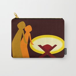 The Manger Carry-All Pouch
