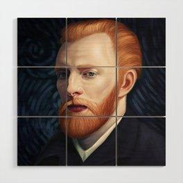 Loving Vincent Wood Wall Art