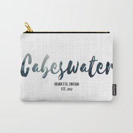 Cabeswater Carry-All Pouch