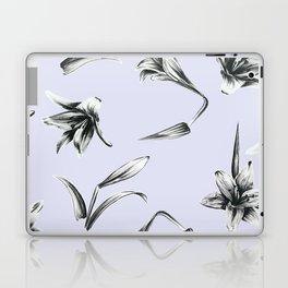 Azucenas maxi pattern Laptop & iPad Skin