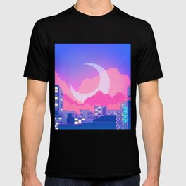 Dreamy Moon Nights T-shirt