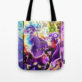 Devil's Shadow Tote Bag