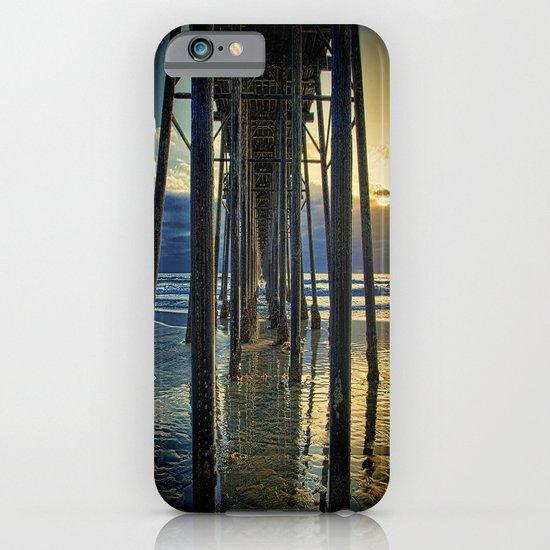 Under The Boardwalk iPhone & iPod Case