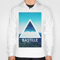 bastille Hoodies featuring BASTILLE by Hands in the Sky