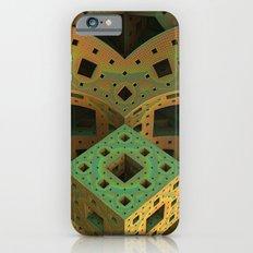 Puzzle Box iPhone 6 Slim Case