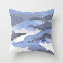 clouds_may Throw Pillow