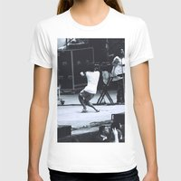 childish gambino T-shirts featuring gambino gets down (Childish Gambino) by bryantwashere