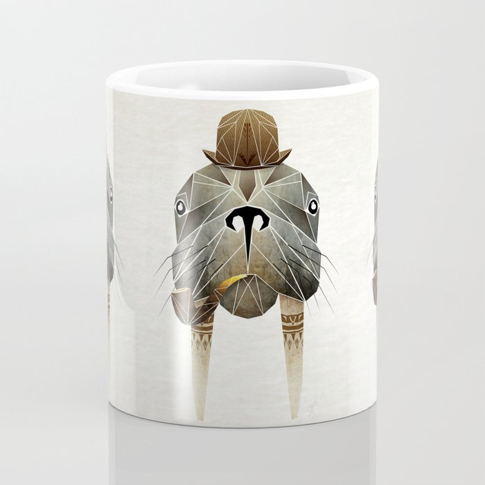 walrus Coffee Mug