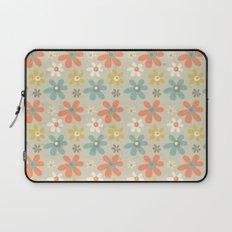 flowers pattern Laptop Sleeve