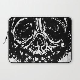 """""""Sticky Skull"""" Laptop Sleeve"""