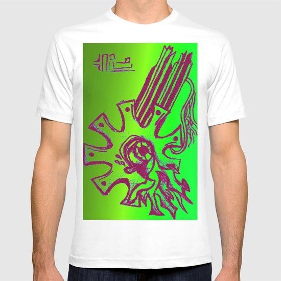 Simplistic Alien T-shirt