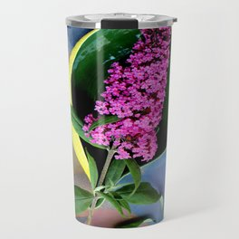 Anthurium Fantasy Travel Mug