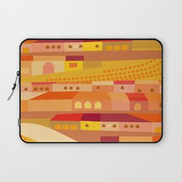 Latin Culture in New England Laptop Sleeve