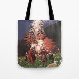 Gunpowder Villain Tote Bag