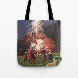 Gunpowder Villain Tote Bag