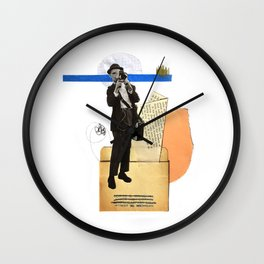 Photographer Wall Clock