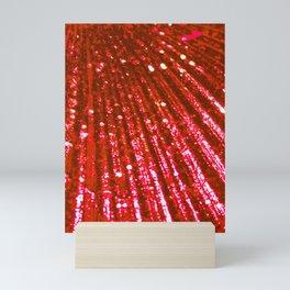 Triton´s Secrets Red Coral Mini Art Print