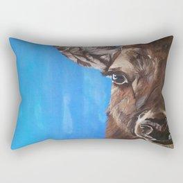 Elk stag Rectangular Pillow
