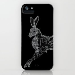 Ghostly iPhone Case