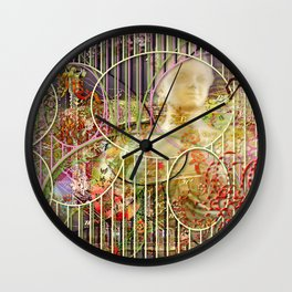 The Relative Frequency of the Causes of Breakage of Plate Glass Windows Wall Clock