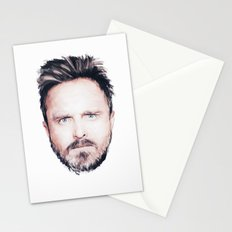 Aaron Paul Digital Portrait Stationery Cards