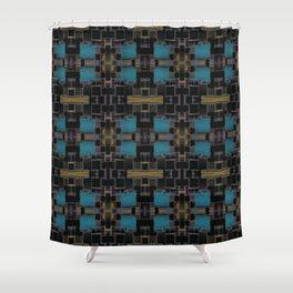 Aq Dze Shower Curtain
