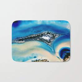 Ocean Agate II Bath Mat