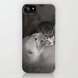 2 Weeks Old iPhone Case