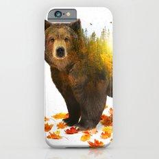 Equinox | Bear iPhone 6s Slim Case