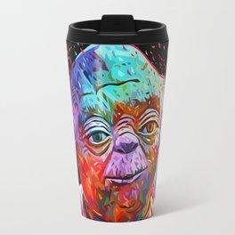 Yoda Travel Mug
