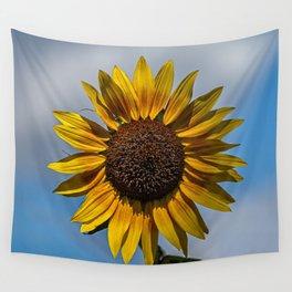 Sun's Flower Wall Tapestry