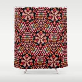 Peruvian style Shower Curtain