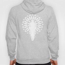 Disciples Series - VII White Hoody