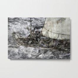 Empu Mburing Metal Print
