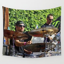 PHILM DAVE LOMBARDO AND PANCHO TOMOSELLI Wall Tapestry