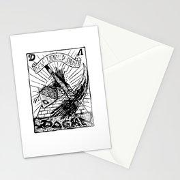 Believe the Dogma - Pyramid Stationery Cards